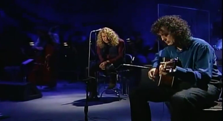 Resultado de imagen de The Rain Song - Jimmy Page & Robert Plant- HD