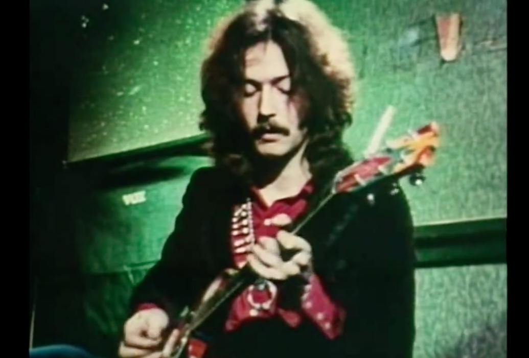 eric clapton interview amp demonstration from 1968 � video