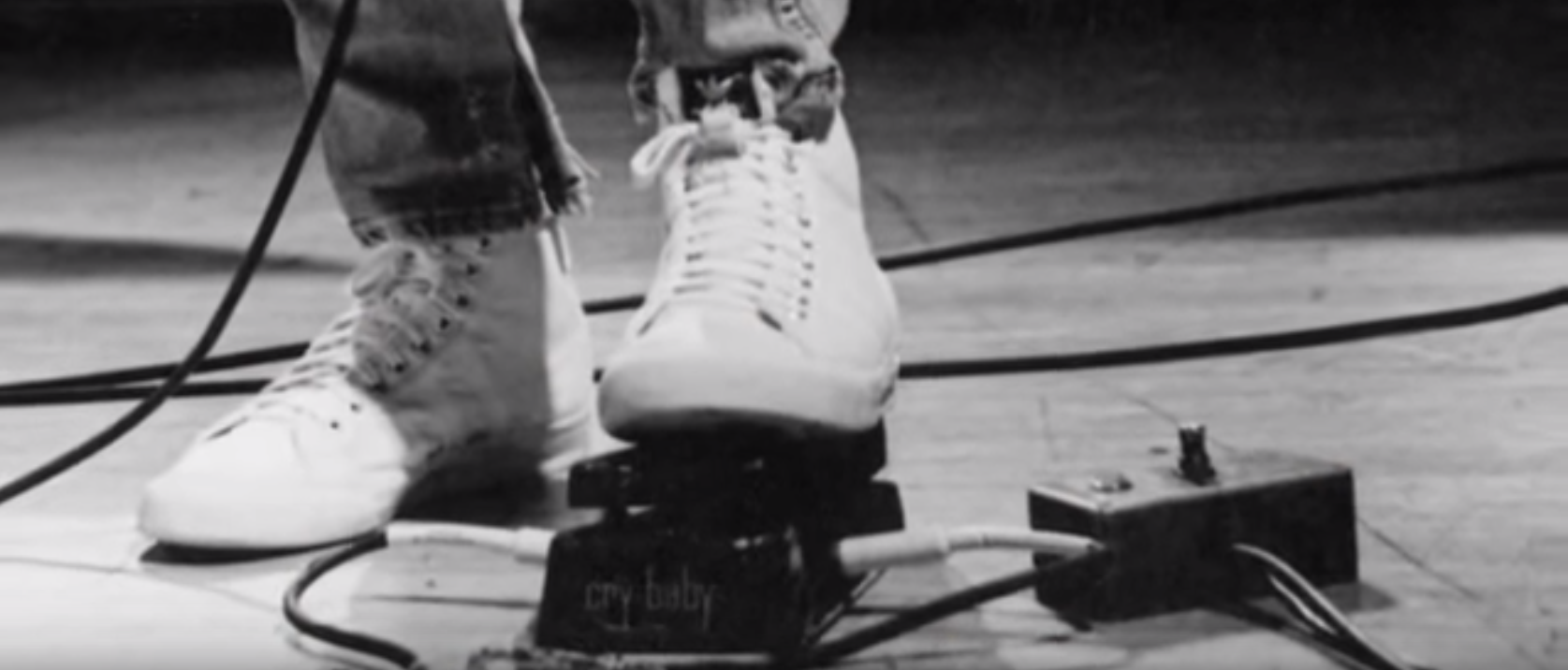 Cry Baby The Pedal That Rocks The World Full