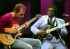 Larry Carlton and B.B. King In Session