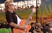 Brian Setzer at Woodstock '99