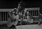 "Mississippi John Hurt performing live on ""Rainbow Quest"" in 1965"